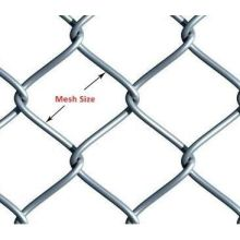 Chain Link Mesh Roll Fechten Panel