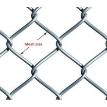 "Chinese 20""factory High-quality Chain Link Fence"