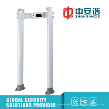 255 Level Sensitivity Oval Metal Detector Gate with Waterproof Cover