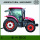 Starker 4 Wheel Farm Machinery Tractor