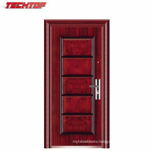 TPS-030 Reasonable Price Stable Quality Indian Main Steel Door Designs