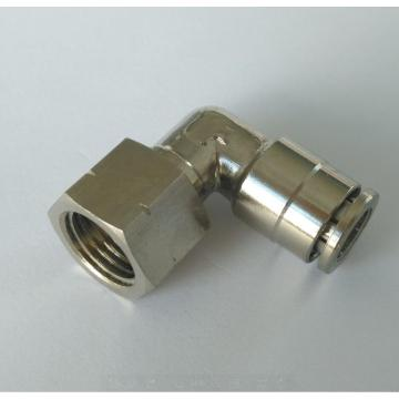 Air-Fluid 5/16 Inch NPT1/4 Female Elbow Fitting