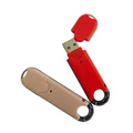 Draagbare Recycled 20 g USB Flash Drive 4 GB