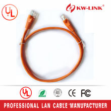 1/2/3 / 5M Stranded 7 * 0,12 mm Cable UTP CCA Cat5e Patch