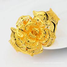 Xuping Мода Ювелирные изделия 24k золото браслет (50243)