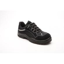 Esporte estilo camurça couro e calçado de segurança de tecido Oxford (SP1002)