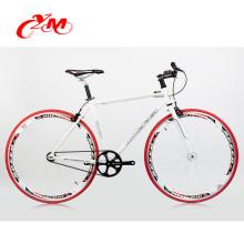 Bunte fixie Zahnrad Fahrrad / Großhandelspreis Fahrrad Aluminiumlegierung Felgen / Günstige Fixie Zahnrad Fahrrad