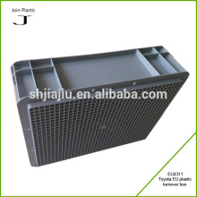 Plastic perforated container for storage and sorting industry accessories all size