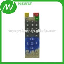 Custom Design Wide Usage Silicon/Silicone Keypad
