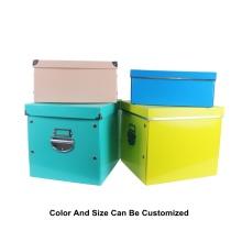 Caixa de armazenamento de sapatos de papelão personalizado de guarda-roupa APEX