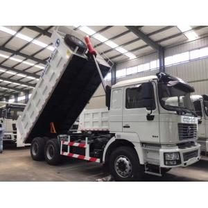 SHACMAN F3000 6x4 340HP TIPPER camion DUMP camion