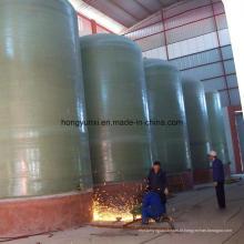 Fermentação de fibra de vidro ou tanque de fabricação de cerveja para molho de soja ou vinagre