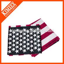 Hot printed wholesale head cheap custom made bandana