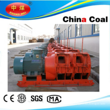 7.5KW twin drum mining scraper winch/hoist