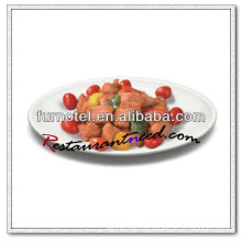 Y316 High Quality Various Sizes PC Oval Dish