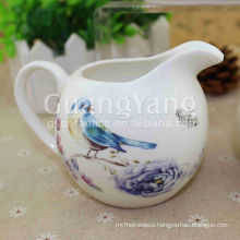 New Year Enamel Decorative Teapots