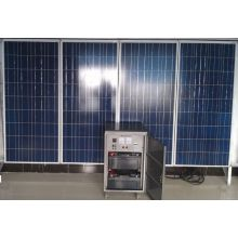 500W off Grid Solar Power Supply System Station 110-260V AC Output