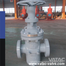 Handwheel Operated Slab Gate Valve