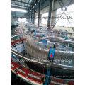 Estilo de coluna rolante Six-Shuttle Tear circular