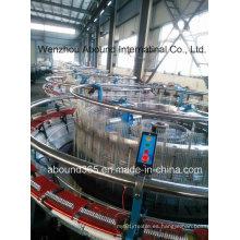 Estilo de columna giratoria Six-Shuttle Túnel circular