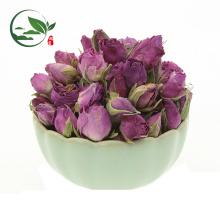Thé au bourgeon de rose biologique, thé au bourgeon de rose, rose séchée