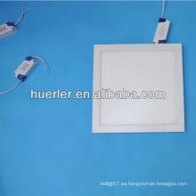 China shenzhen el smd 4w / 6w / 9w / 12w / 15w / 18w llevó las luces solares de la cocina (redondas y cuadradas)
