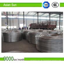 Professioneller Anbieter Aluminium Walzdraht 9,5 mm Anschluss