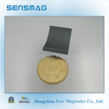 Small Arc Permanent Ferrite Ceramic Magnet for Motor