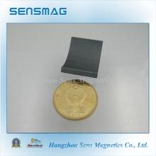 Малый дуговой постоянный ферритовый керамический магнит для двигателя