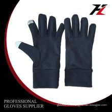 Vie quotidienne sport en plein air design professionnel tissu élastique gants pour femmes