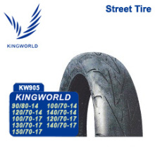 Motorcycle Casing 120/70-17 Tires Tubeless