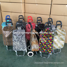 shopping trolley smart cart and luggage bag travel trolley,bag supermarket trolley