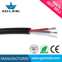 Câble électrique en PVC RVV-1 * 9