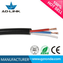 PVC Electric Wire Cable RVV-1*9