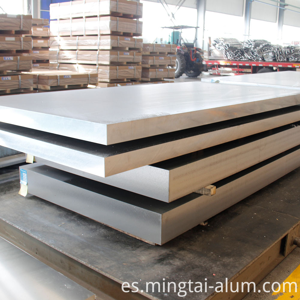 5000 Series Marine Grade Alloy 5083 Marine Shipbuilding Aluminum Platefor gangways in New Zealand