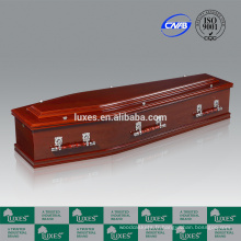 LUXES cèdre populaire australien papier cercueils cercueils de gros