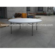 200 см Круглый складной стол для больших активизации