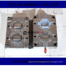 Plastic Injection Lock Container Moulding
