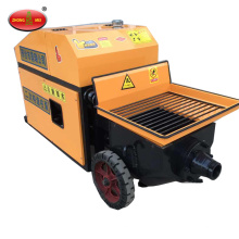 2017 New Type Portable Mortar Concrete Pump for Sale