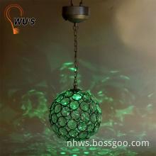 Special custom design LED color changing light led crystal lamp