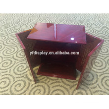 high quality fancy wooden toy packaging box wholesale