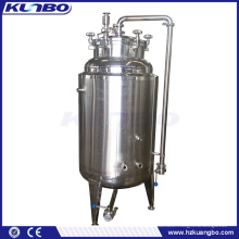 Réservoir de bière Bright Tanks 1BBL en acier inoxydable KUNBO Bright