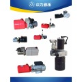 Hydraulic Power pack for vehicle hoist