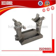 partie de machine à coudre manuelle mini de moulage par gravité en aluminium