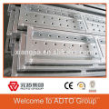 Galvanized scaffolding metal deck/steel plank for scaffolding manufacturer to africa