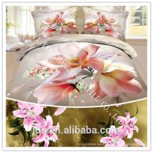 Tejido de algodón tejido para ropa de cama
