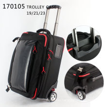 Carry-on PU Trolley Case for Travelling