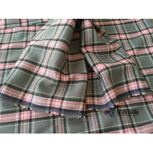 High Quality Yarn Dyed Cotton Shirt Fabric