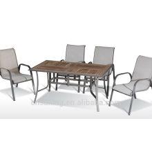 Classic teak wood garden furniture