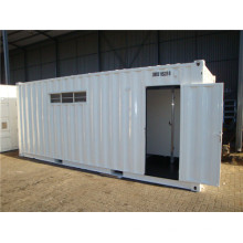 Salle de bains mobile de récipient de fibre de verre montée par 20ft (shs-mc-ablution012)